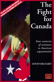Book Cover: The Fight for Canada